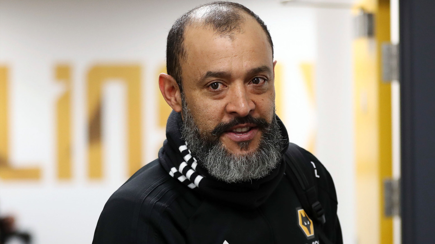 Nuno on a big challenge in the FA Cup