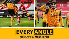Every Angle | Pedro Neto vs Southampton