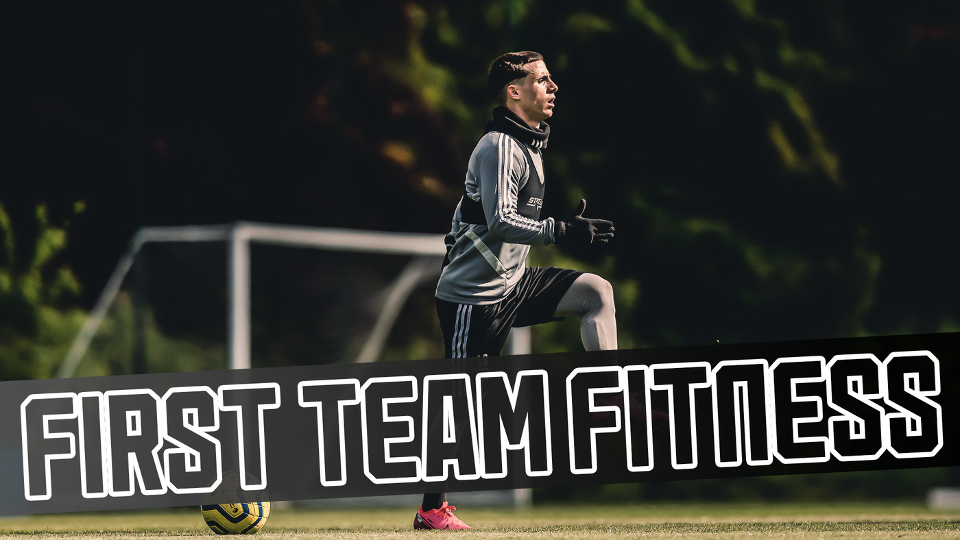 WELCOME BACK! Wolves first-team return for individual fitness sessions