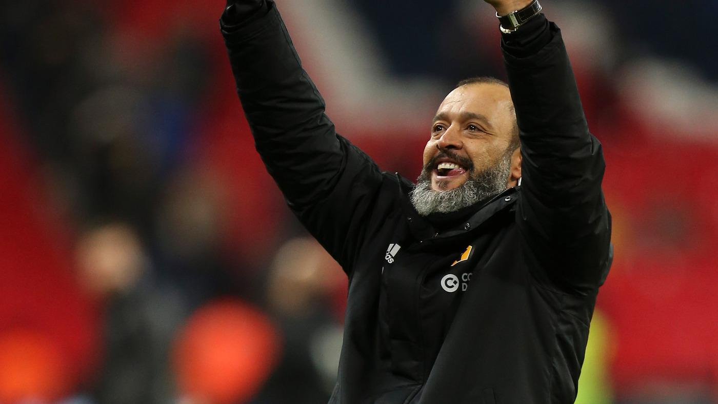Nuno on an impressive win at Wembley