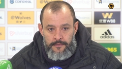 Nuno's pre-Manchester City press conference