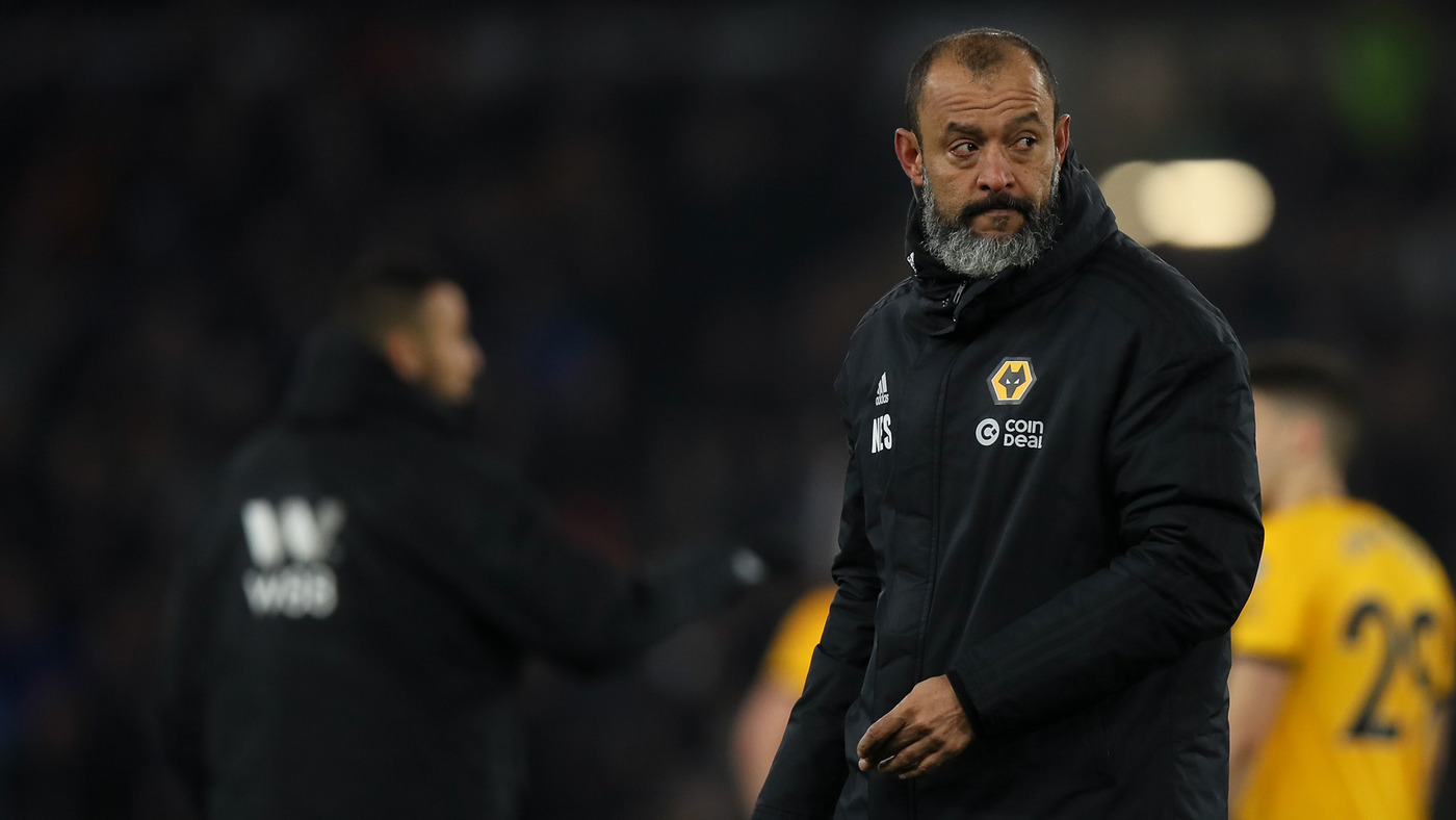 Nuno on the defeat to Huddersfield