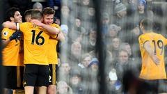 Everton 1-3 Wolves | Extended