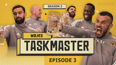 IS ANYBODY AS STRONG AS WILLY BOLY? | WOLVES TASKMASTER | TANKARD CHALLENGE