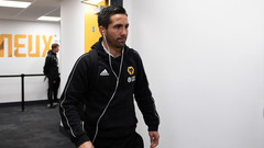 Moutinho on Wolves' draw with The Magpies