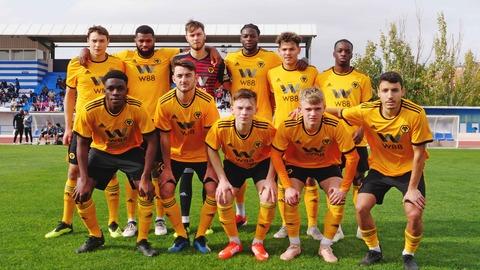 Wolves Academy at FC Jumilla