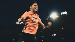 Gibbs-White on his first Molineux strike