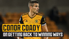 Coady on getting back to winning ways