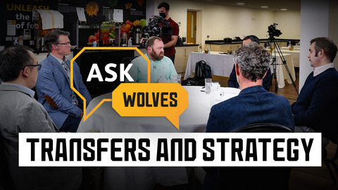 Your questions answered on transfer strategy, summer recruitment plans and more | Ask Wolves pt.1