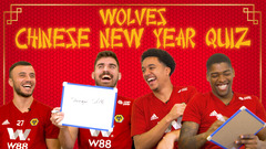 Chinese New Year Quiz | Saiss & Neves vs Costa & Cavaleiro