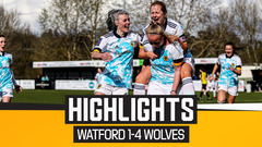 Another stunning display! Watford 1-4 Wolves | Highlights