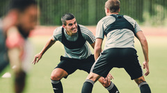 Training for the final! Last day of Shanghai action before the Asia Trophy final!