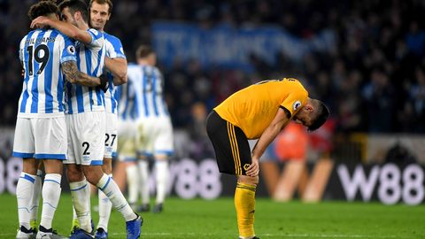 Wolves 0-2 Huddersfield Town | Extended
