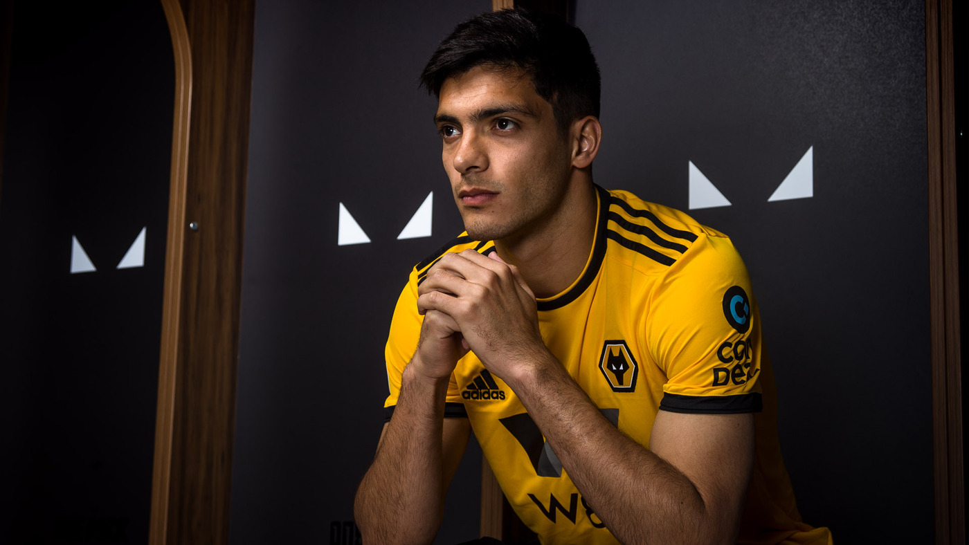 Jiménez on signing permanently for Wolves