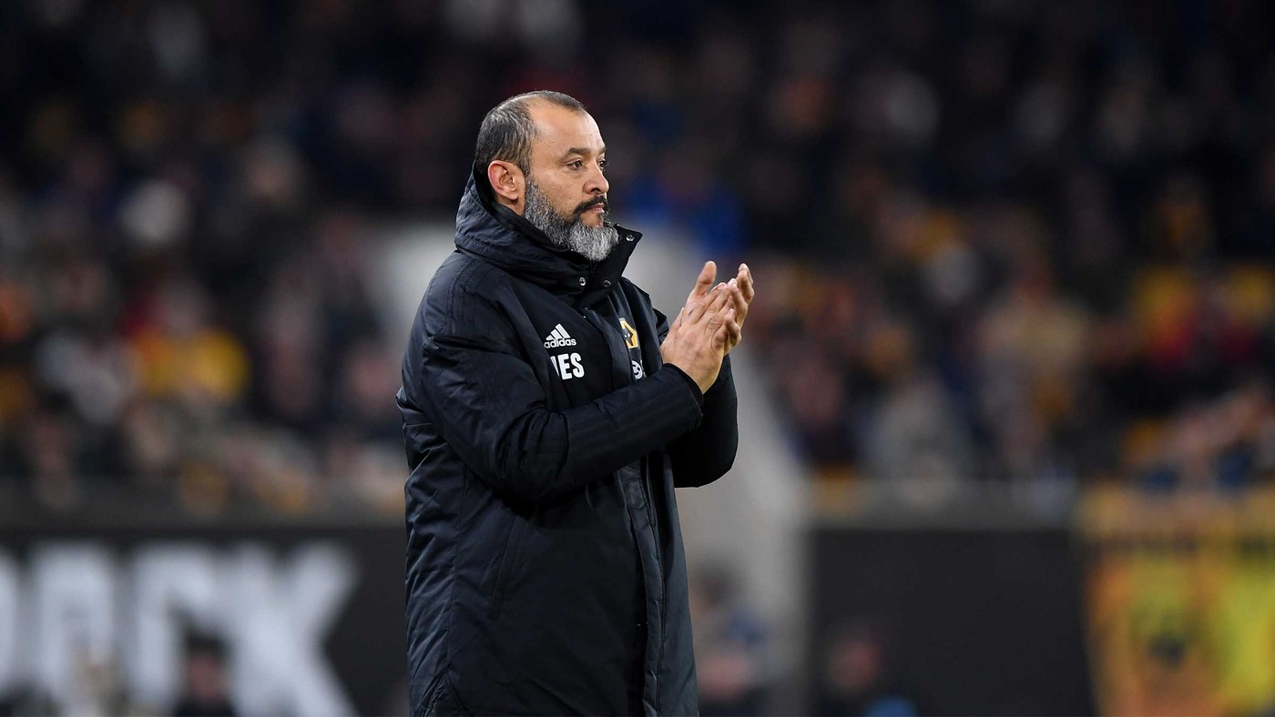 Nuno on Crystal Palace defeat