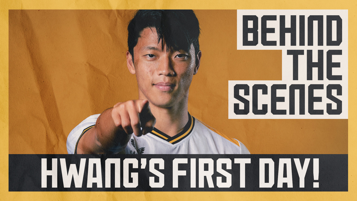 HWANG SIGNED! | Full behind the scenes access of Hee Chan Hwang signing and reveal