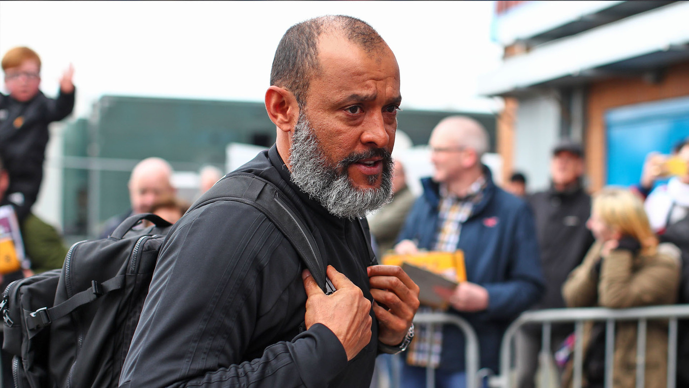 Nuno expects a different test versus Manchester United