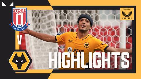 RAUL JIMENEZ ON THE SCORESHEET! | Stoke City 1-1 Wolves