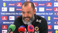 Nuno's pre-Watford press conference