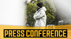 Nuno backs social media blackout & reacting to last week's defeat | Pre-West Bromwich Albion press conference