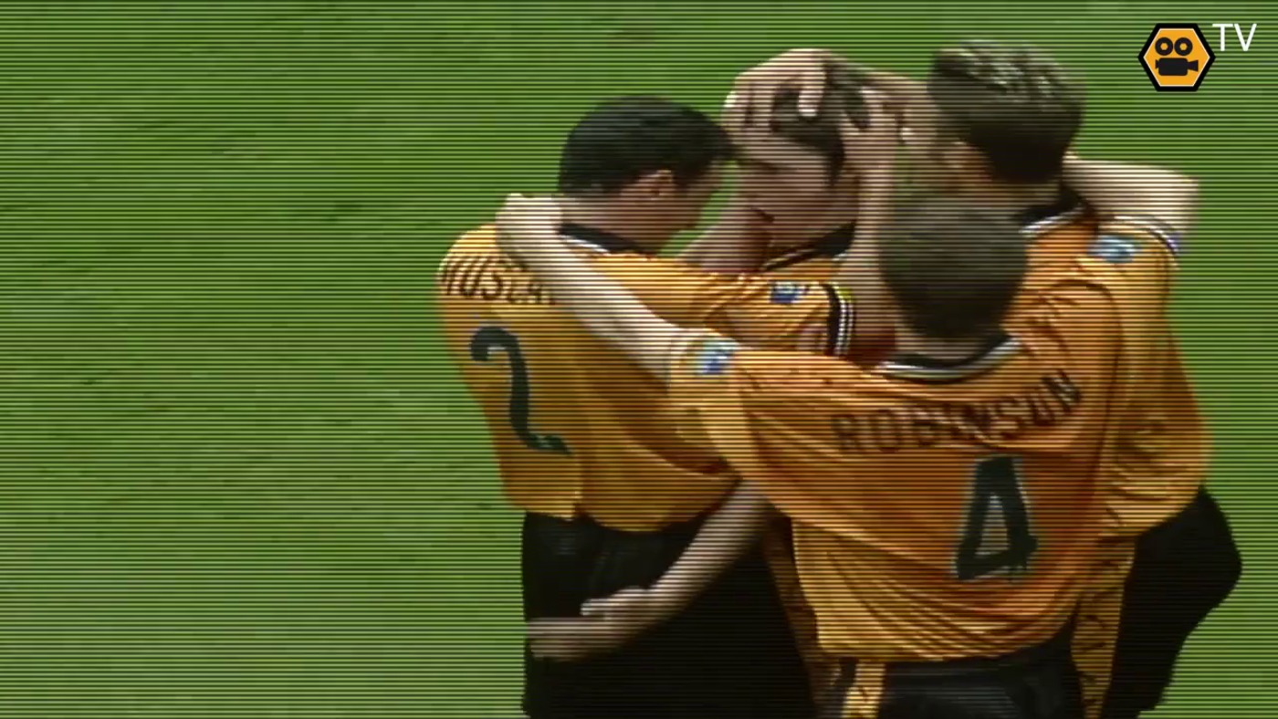 OLD GOLD: Robbie Keane vs Manchester City - 8th August 1999