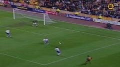 OLD GOLD: Carl Robinson vs Tranmere - October 1997
