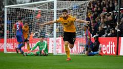 Crystal Palace 0-1 Wolves | Extended