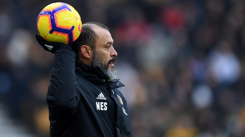 Nuno on a dramatic win at Molineux