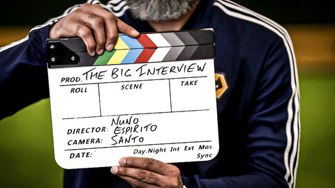 The Big Interview | Nuno Espírito Santo