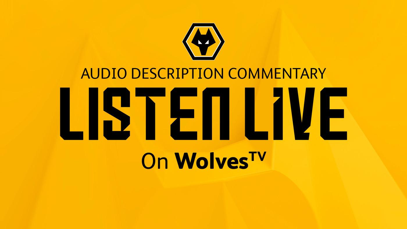 Live Audio Description Commentary
