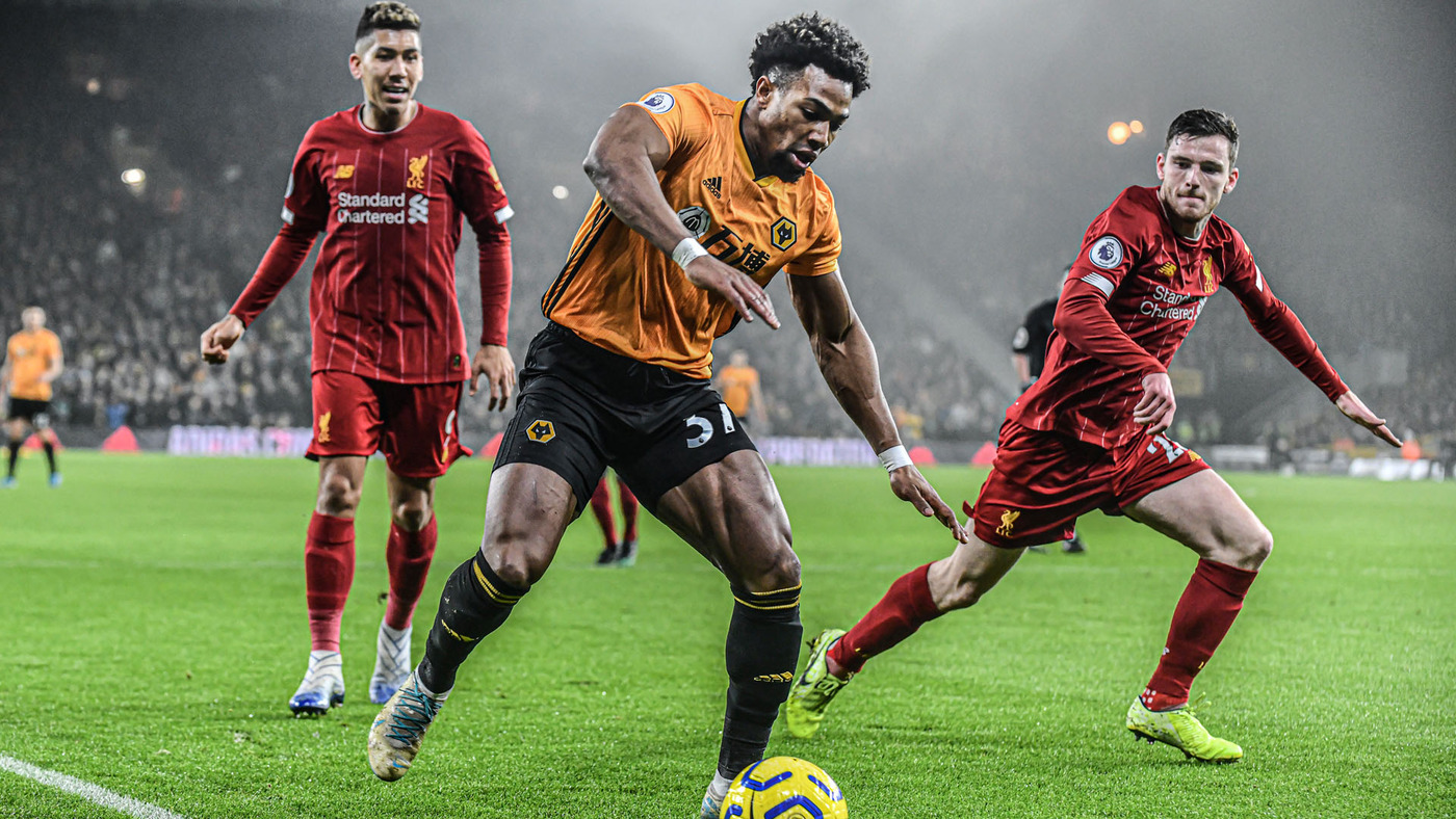 Wolves 1-2 Liverpool | Extended Highlights