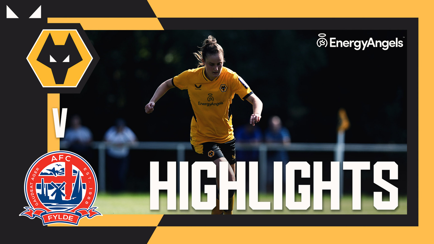 Top of the table clash ends in stalemate | Wolves Women 0-0 AFC Fylde Women
