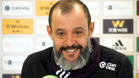 Nuno's pre-Leicester press conference