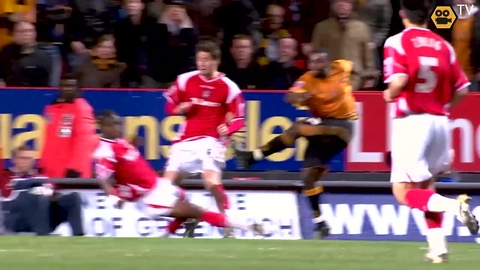 OLD GOLD: Charlton 2-3 Wolves - Kevin Foley & SEB