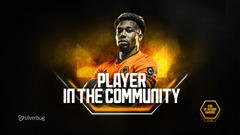 Foundation Player in the Community | Adama Traore