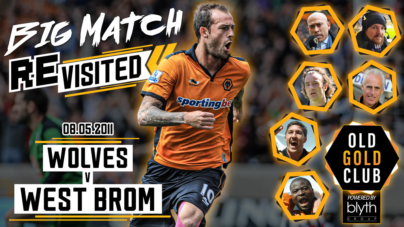 Wolves 3-1 West Brom | Full 2011 match with Mick McCarthy, Ward, Hunt and Elokobi