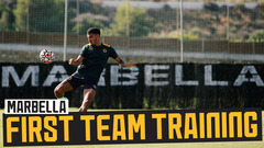Double sessions, gym work and finishing training! | Inside Wolves' Marbella training camp