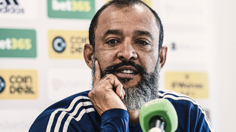 Fixture congestion, team news and using youth   Nuno's pre-Arsenal press conference
