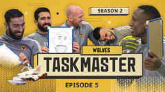 SEASON DECIDER | WOLVES TASKMASTER S2 E5 | DRAW THE TASKMASTER