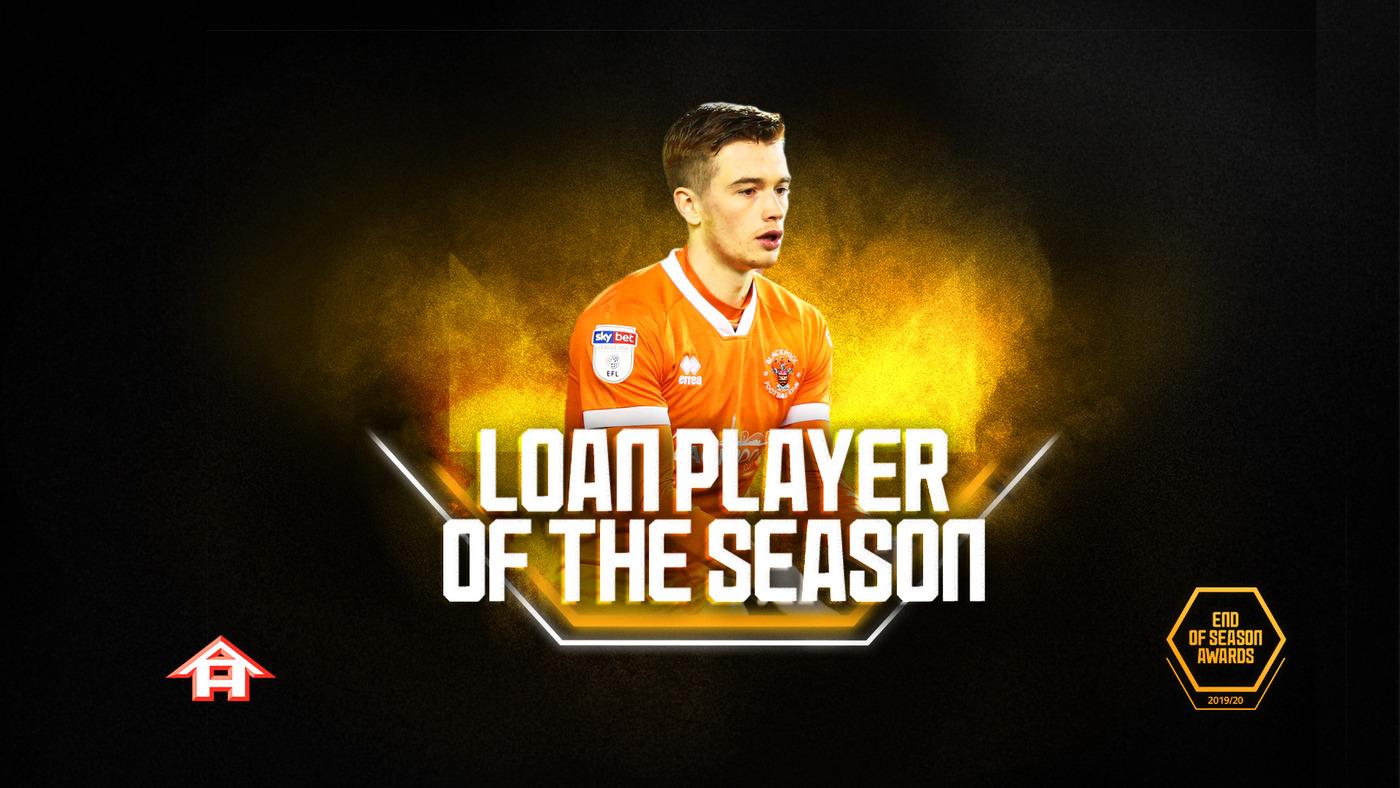 Loan Player of the Season | Connor Ronan