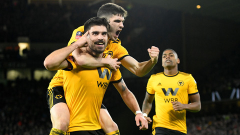 Wolves 2-1 Liverpool | FA Cup Extended