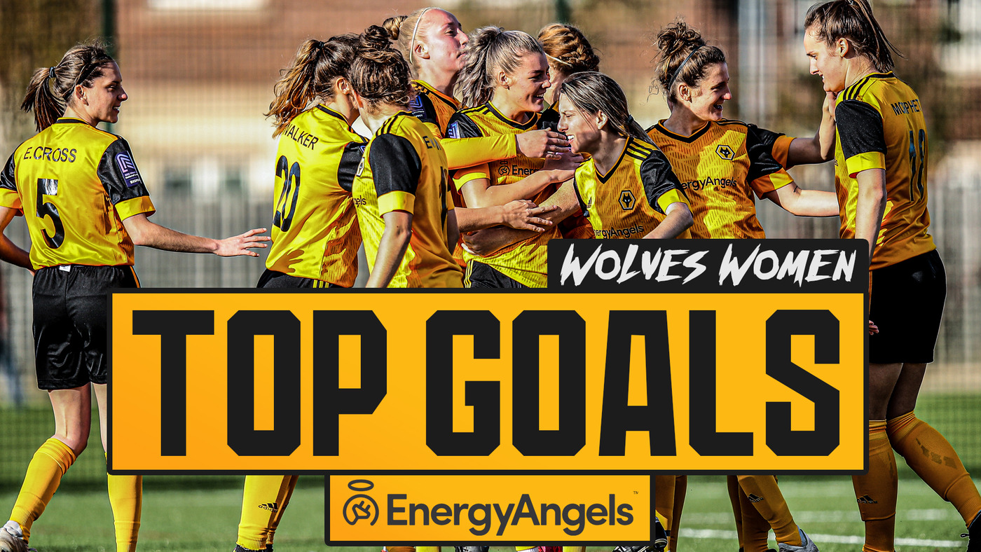 Goal of the Season so far | Wolves Women win eight in a row!