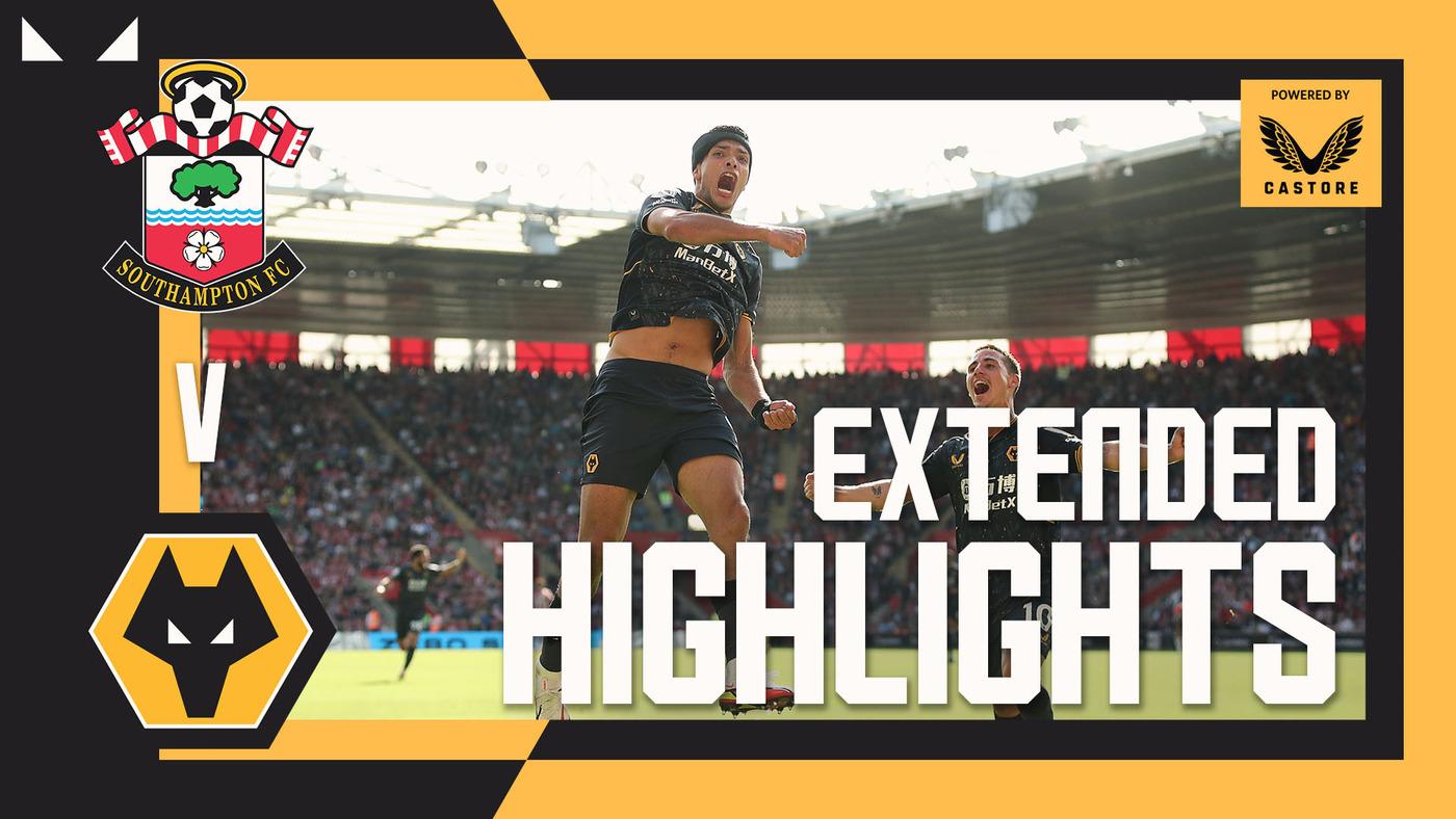 RAUL JIMENEZ IS BACK! | Southampton 0-1 Wolves | Highlights