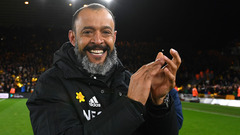 Nuno on advancing to Wembley