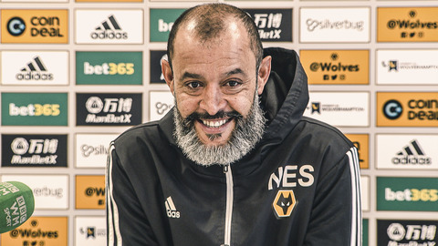 Brighton, Willy Boly & January signings | Nuno's pre-Brighton press conference