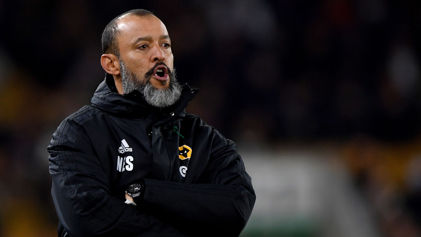 Nuno looks ahead to Sunday's match up with Huddersfield