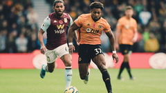 Man of the match Traore on victory over Villa at Molineux