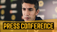 Lage calls on players to eradicate defensive mistakes | Pre-Southampton Press Conference