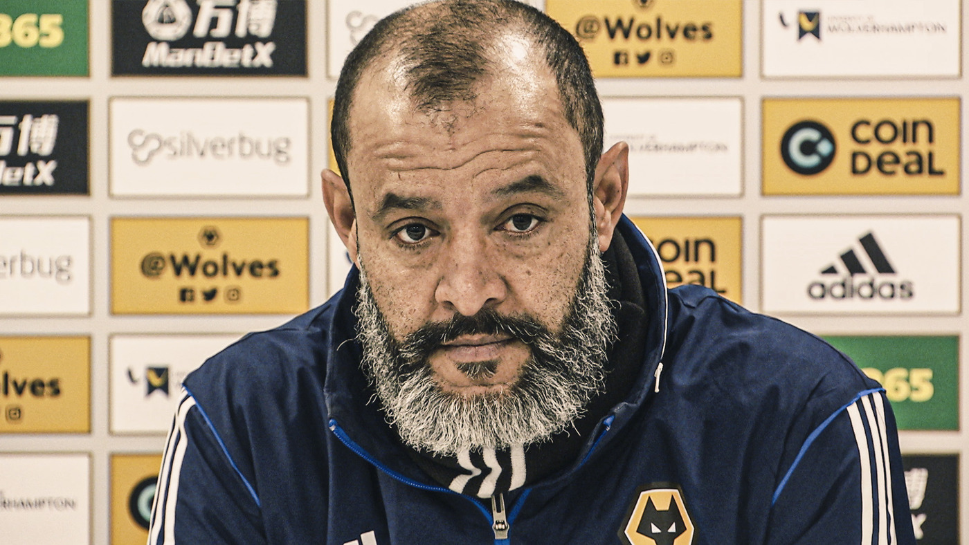 Nuno on the festive fixture schedule and preparing to face Man City