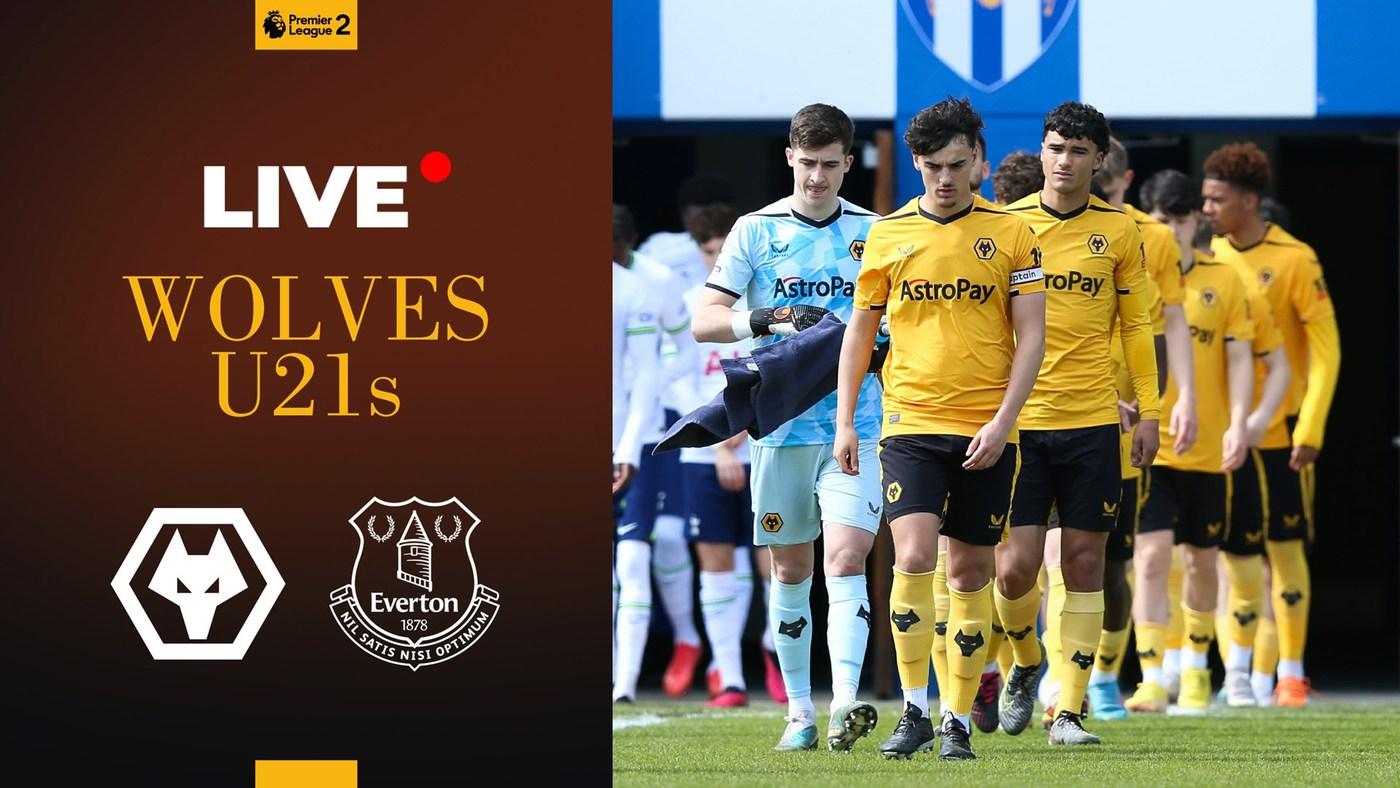 Wolves Under-23s Live
